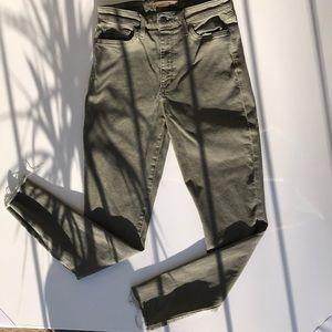 Joe's Jeans high rise, skinny